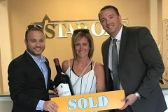 Great work Andrew Hersey from Star One! Jennifer was a pleasure to work with and I'm grateful to get the opportunity to close her loan on time as always!