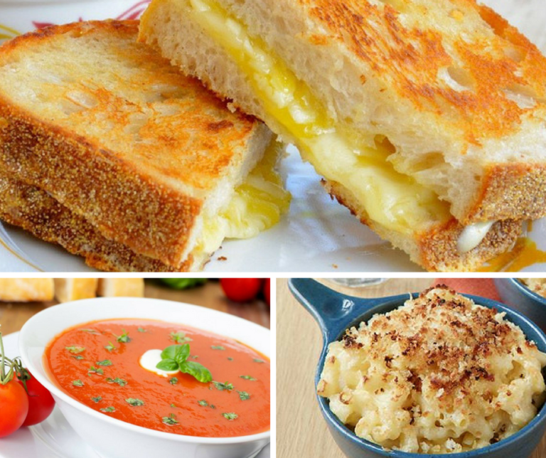 Comfort Foods To Make When You Need a Warm Feeling
