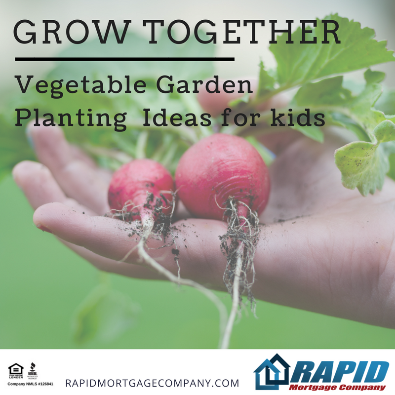 Planting A Backyard Garden teach your children well: planting a backyard garden can add value